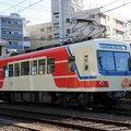 叡山電車で〝三鉄〟走る