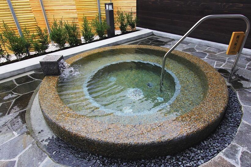 公共温泉「たけべ八幡温泉」
