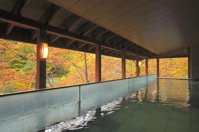 秋を満喫するなら定山渓の紅葉リゾートで