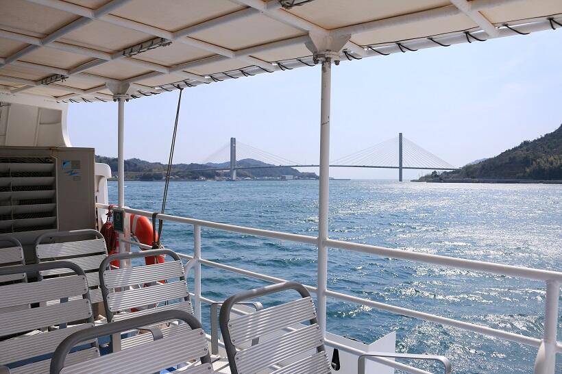 船で瀬戸内海の絶景めぐり(1)