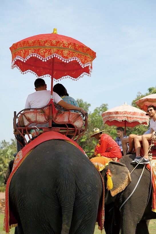 タイ。経済発展と祈りにあふれた日常 (3)アユタヤ