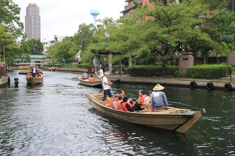 和船におでんに八幡宮 やっぱり下町はいいね