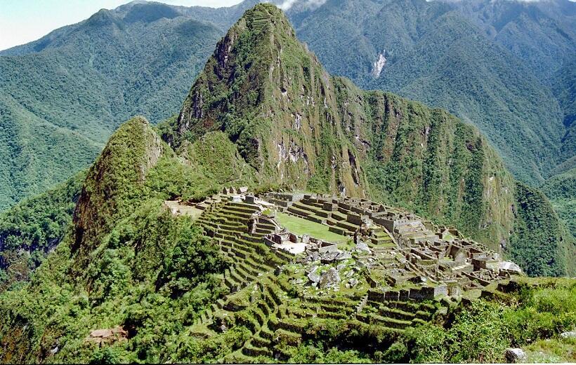 世界遺産の古代遺跡を訪ねて 南米ペルーのマチュピチュ