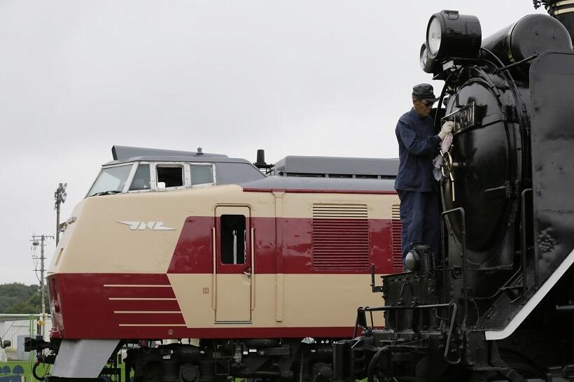 国鉄SLラストランの地、北海道安平町に鉄道ファンの聖地|北海道 ...
