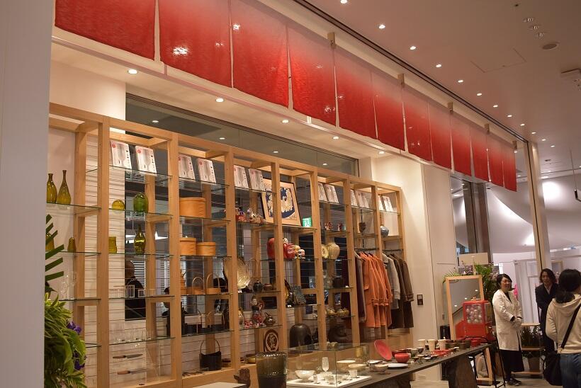 """新生「渋谷パルコ」1階の""""一等地""""で「日本」を発見。陶芸、包丁、漆器"""
