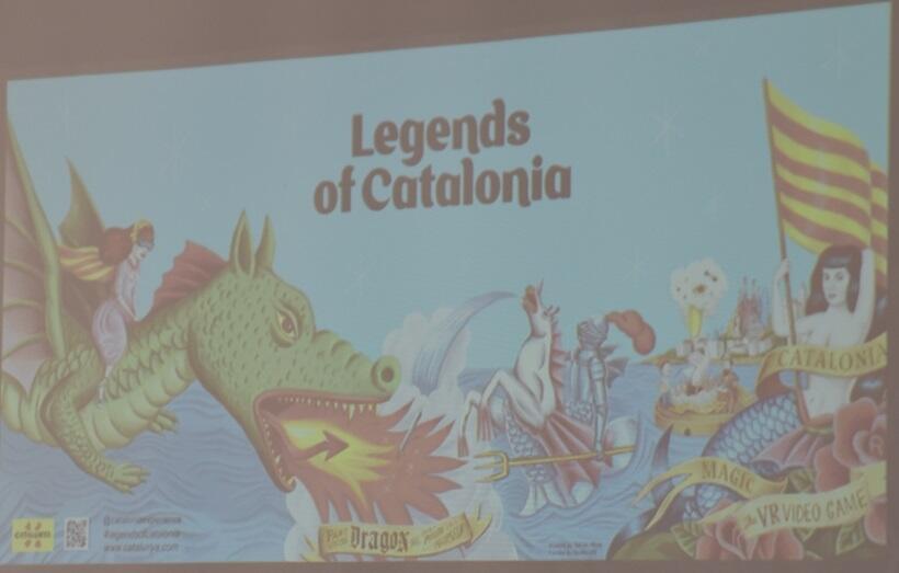 スペイン・カタルーニャ州政府観光局、観光名所を巡るVRゲームを無料配信