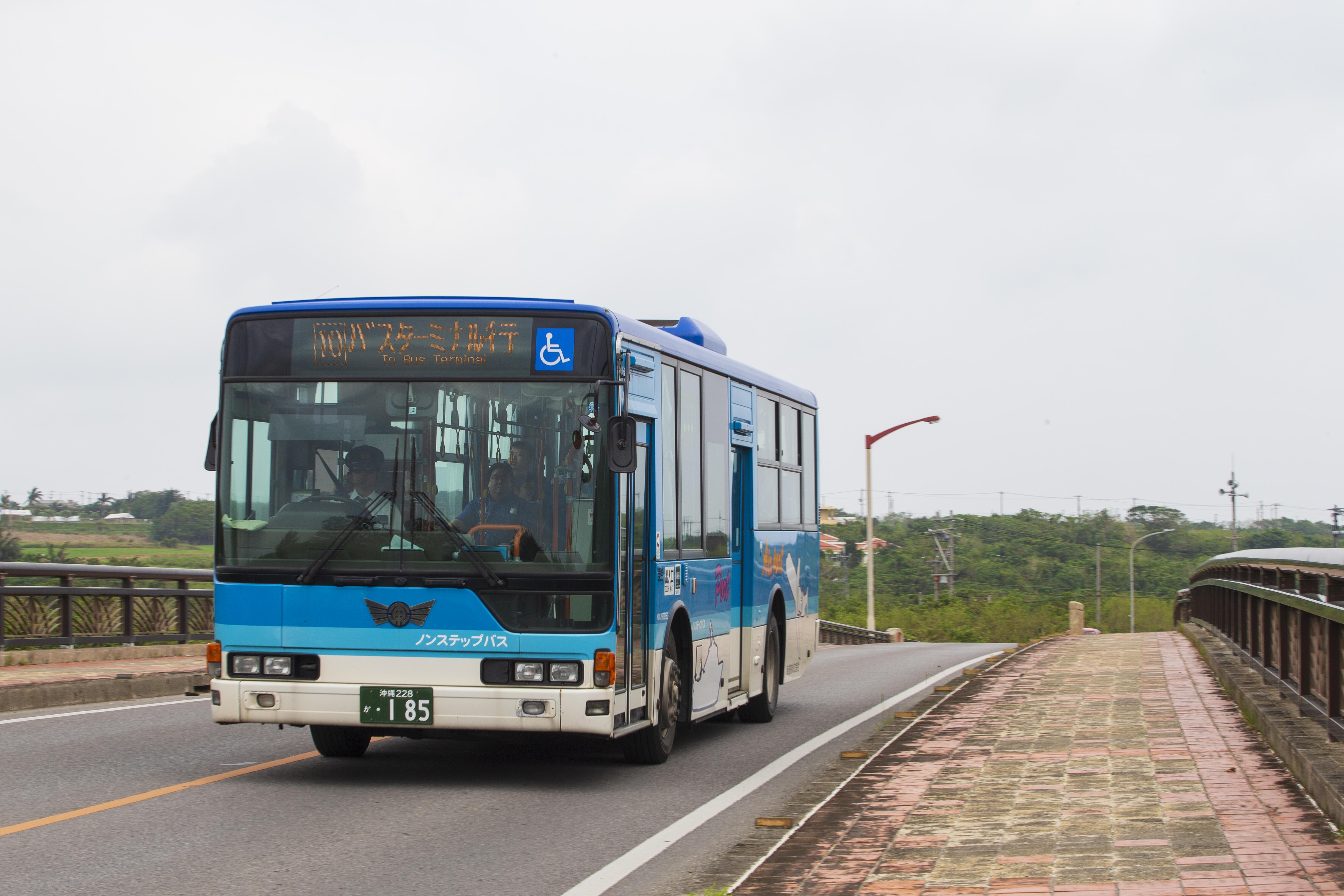 石垣島 バス みちくさフリーパス