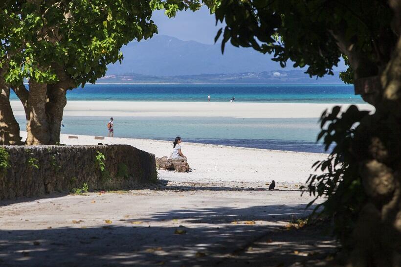 竹富島 コンドイ浜