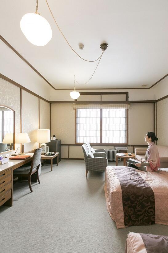 日光金谷ホテル部屋