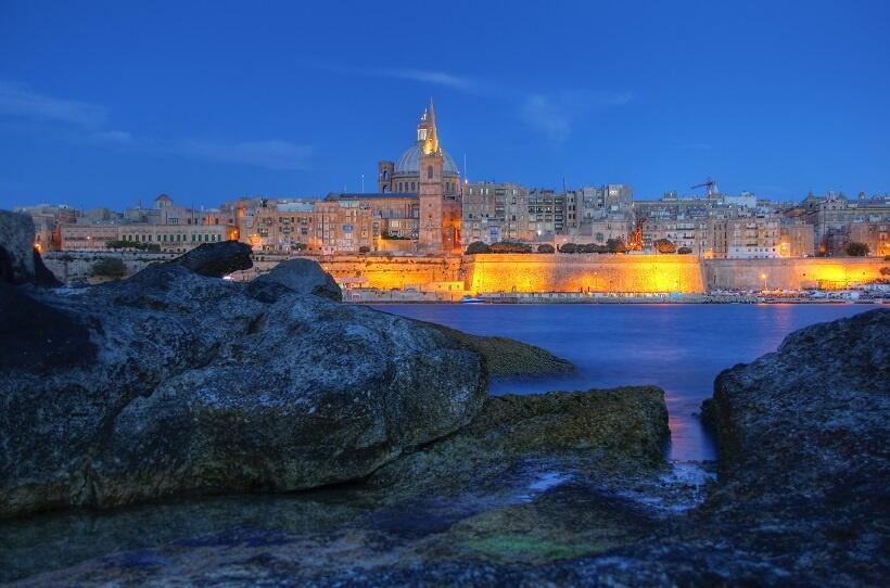 地中海の島国マルタへの旅(1)「宝石」のように美しい島々