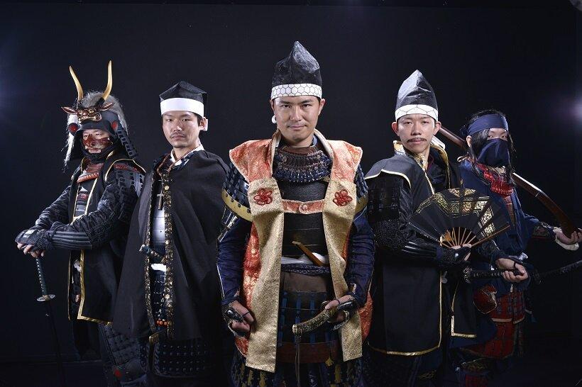 岡山戦国武将隊