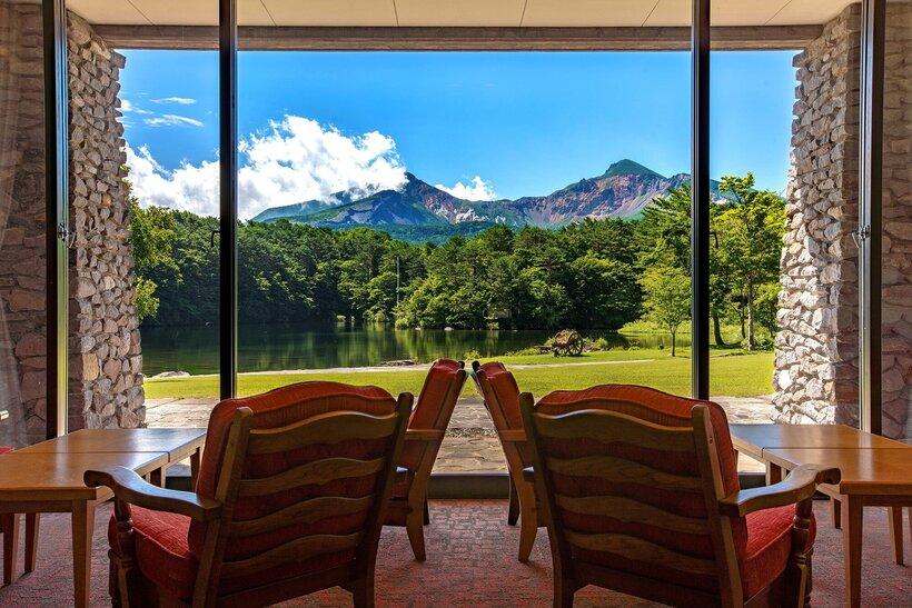 磐梯朝日国立公園・標高831mにたたずむリゾートホテル 裏磐梯高原ホテル