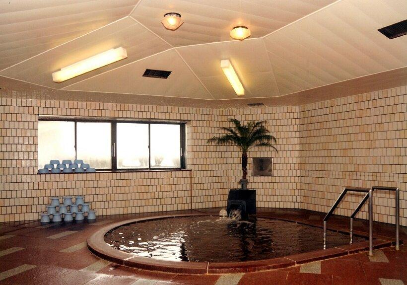 宿坊「興雲閣」の大浴場