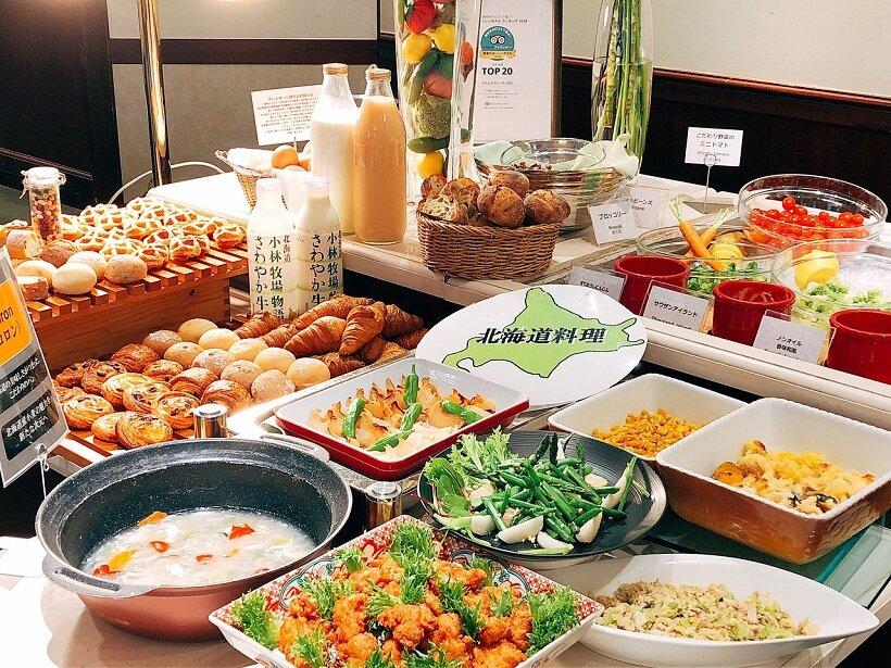 朝食がおいしいホテルBEST20発表