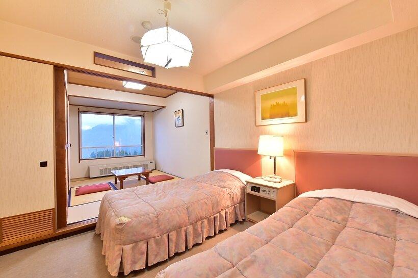 白馬アルプスホテル 客室