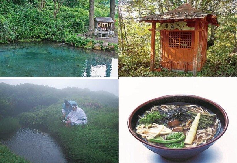 大山日本遺産の構成文化財