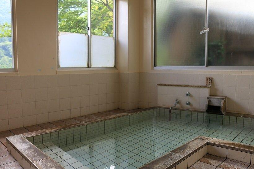 太閤湯の内湯(写真は男性用)