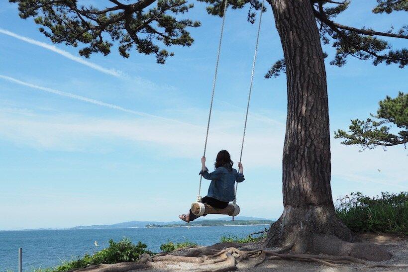 知多半島の沖合2㌔、日間賀島へ海の幸三昧の週末小旅行
