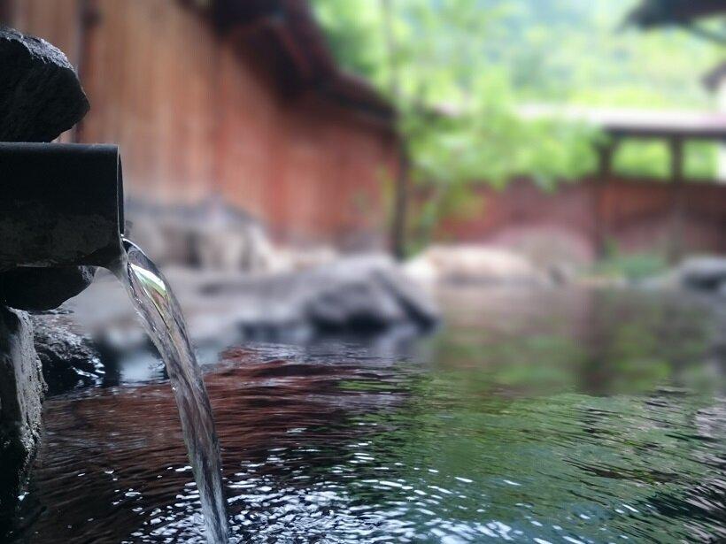 温泉の質をランキング評価!