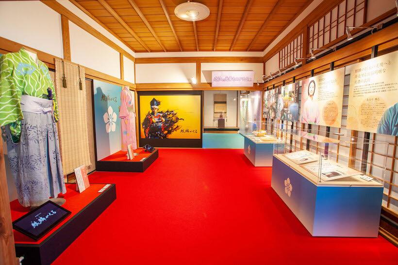 禅明坊光秀館のびわ湖大津「麒麟がくる」展