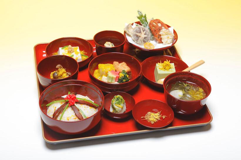 菊御膳料理