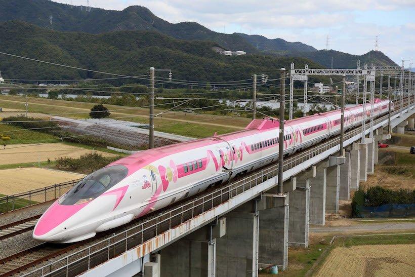 ハロキティ新幹線