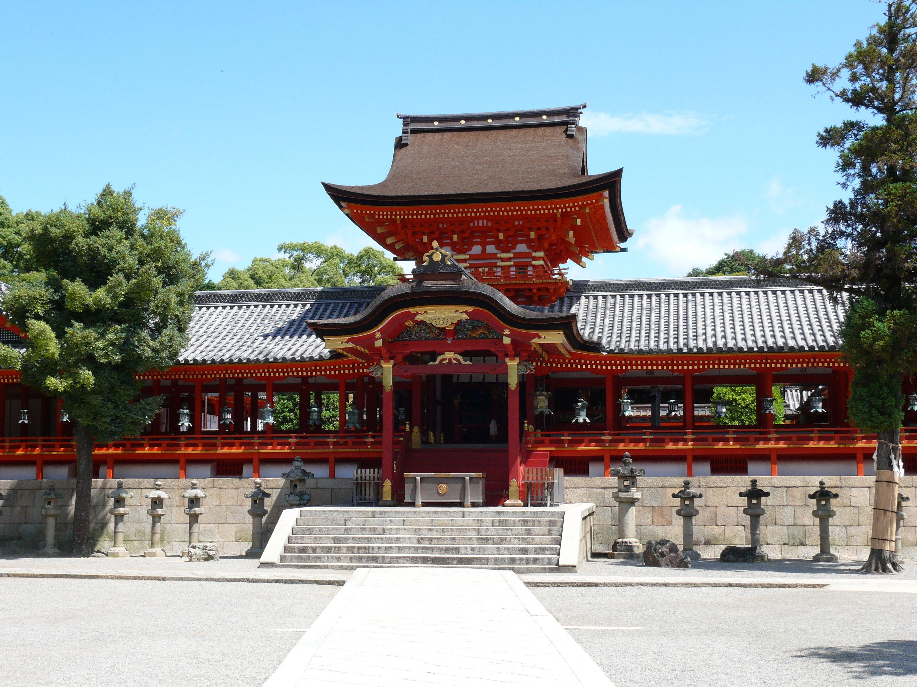【心の旅 寺社にふれる】 石清水八幡宮