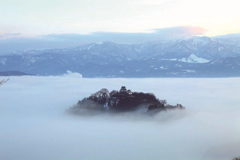 今だからこそ堪能できる絶景、味覚がある。</br>越前おおの 冬の旅