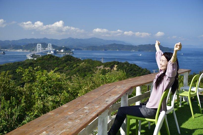 淡路島にひとり旅