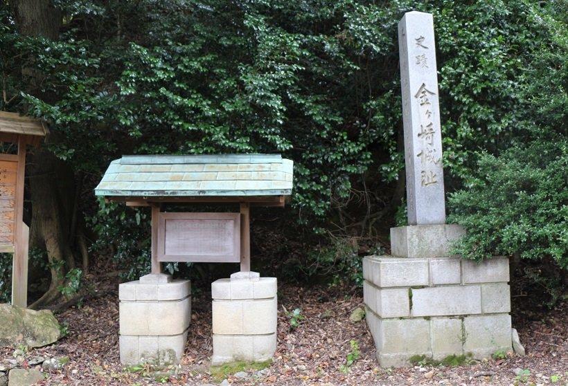 金ヶ崎城(福井・敦賀市)