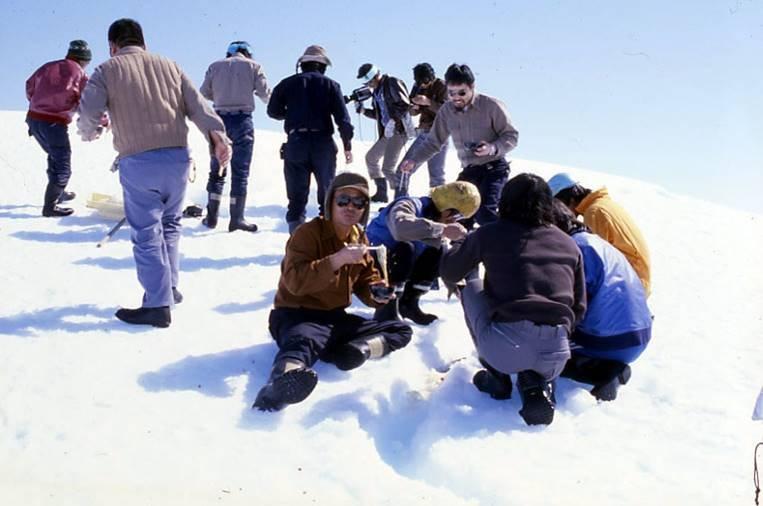 【おうちで南極体験】極地で食べた流しそうめん――元越冬隊長の南極物語