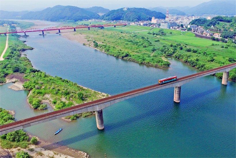 列車を貸し切り! 土佐くろしお鉄道で四万十へ【高知県】