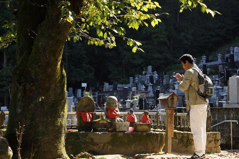 秩父・そばの里で霊場参拝