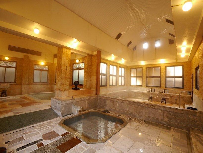 花屋の風呂