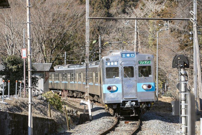 【ひとり終着駅へ】秩父鉄道で三峰口駅へ