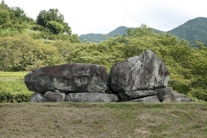 石舞台遺跡