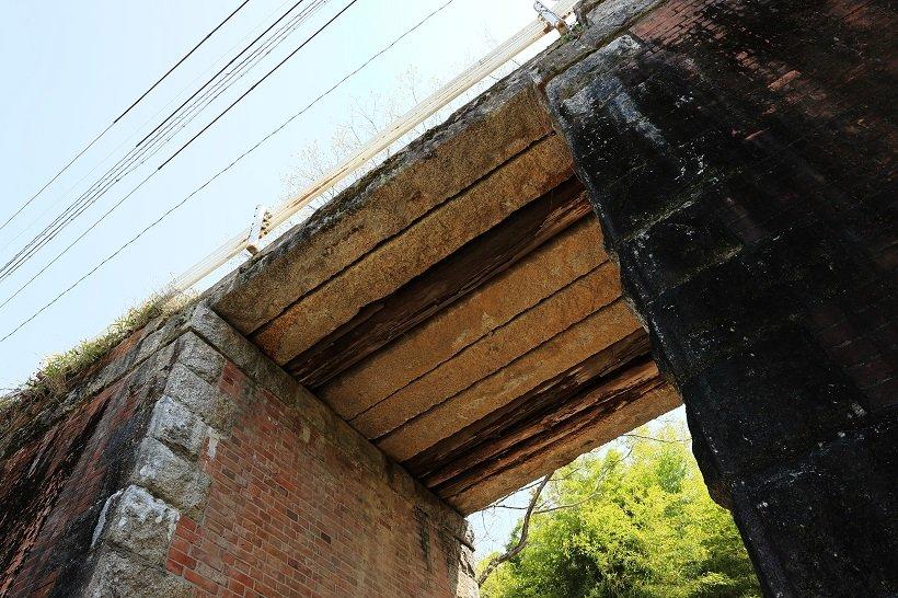 この上を大仏鉄道が走っていた赤橋
