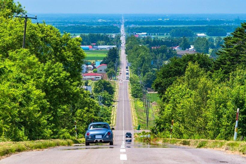 フェリーで行こう!夏の北海道ドライブ