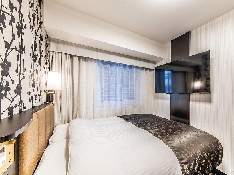 アパホテル&リゾート〈御堂筋本町駅タワー〉の客室一例